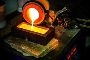 gold melt assay